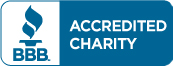 BBB Accredited Charity Seal - Cornerstone - Quincy, IL