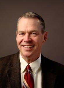 Chuck Mahon - Board President of Cornerstone