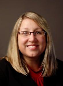 Natalie Oswald - Cornerstone Second Vice President