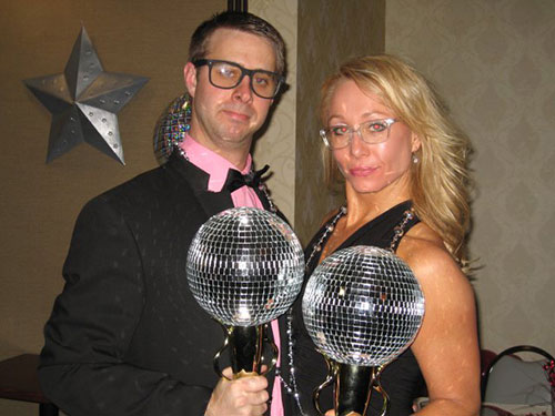 2011 Dancing with Stars Winners - Tyler Tomlinson & Angie Asmann