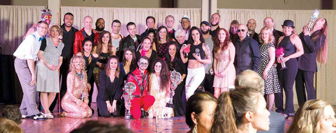 2018 Dancing with Local Stars