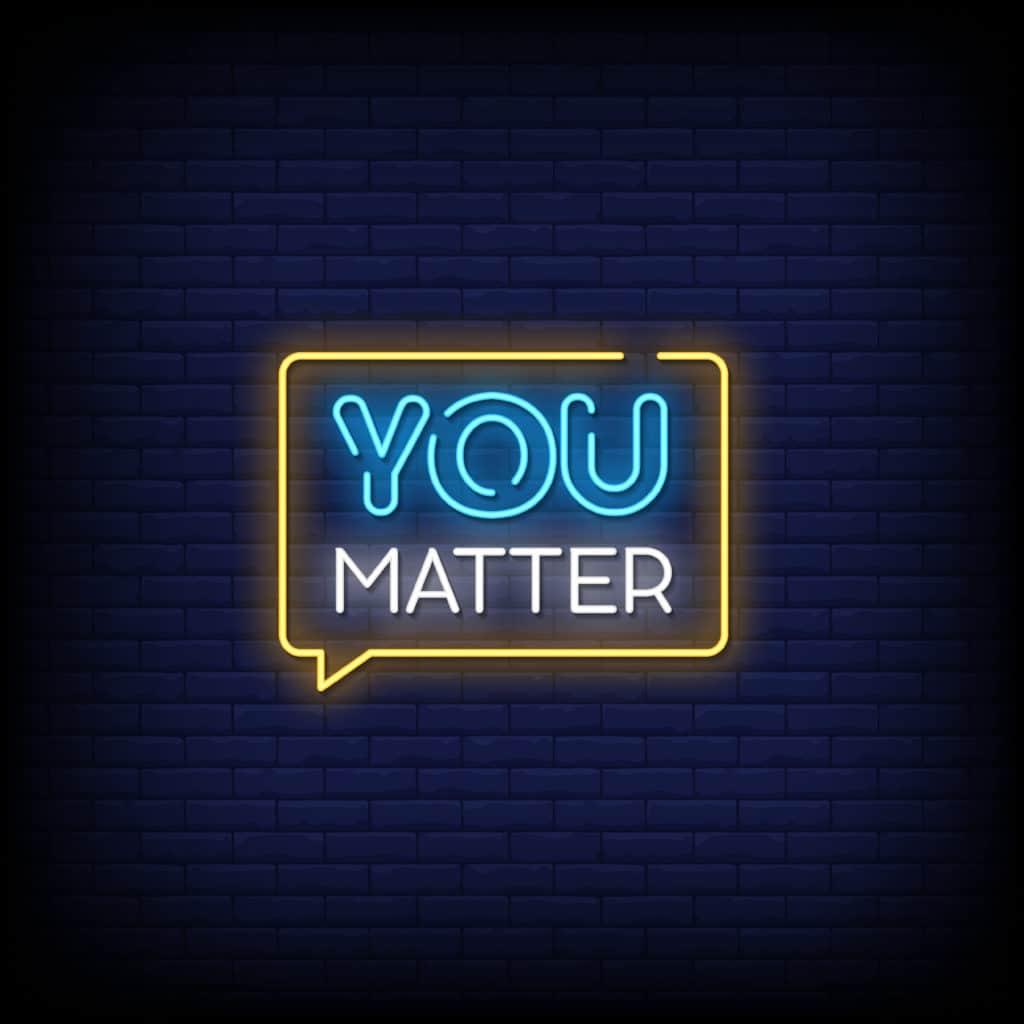 you matter, mental health