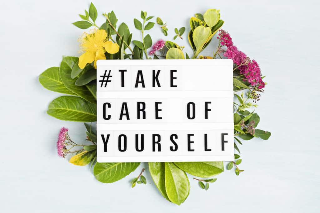 self care, mental health